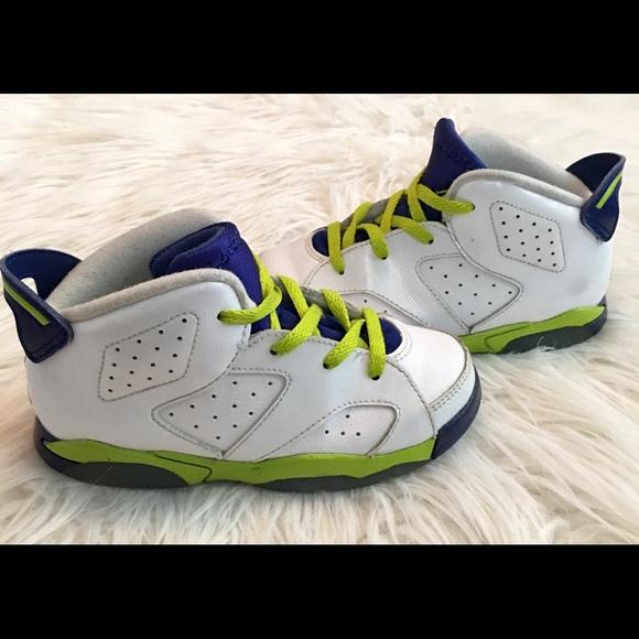 watch bf2e9 fd8d1 Toddler boys Retro 6 Jordan shoes